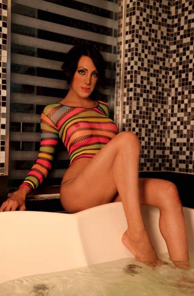 Pakira Mebarak miss trans nacional 2016