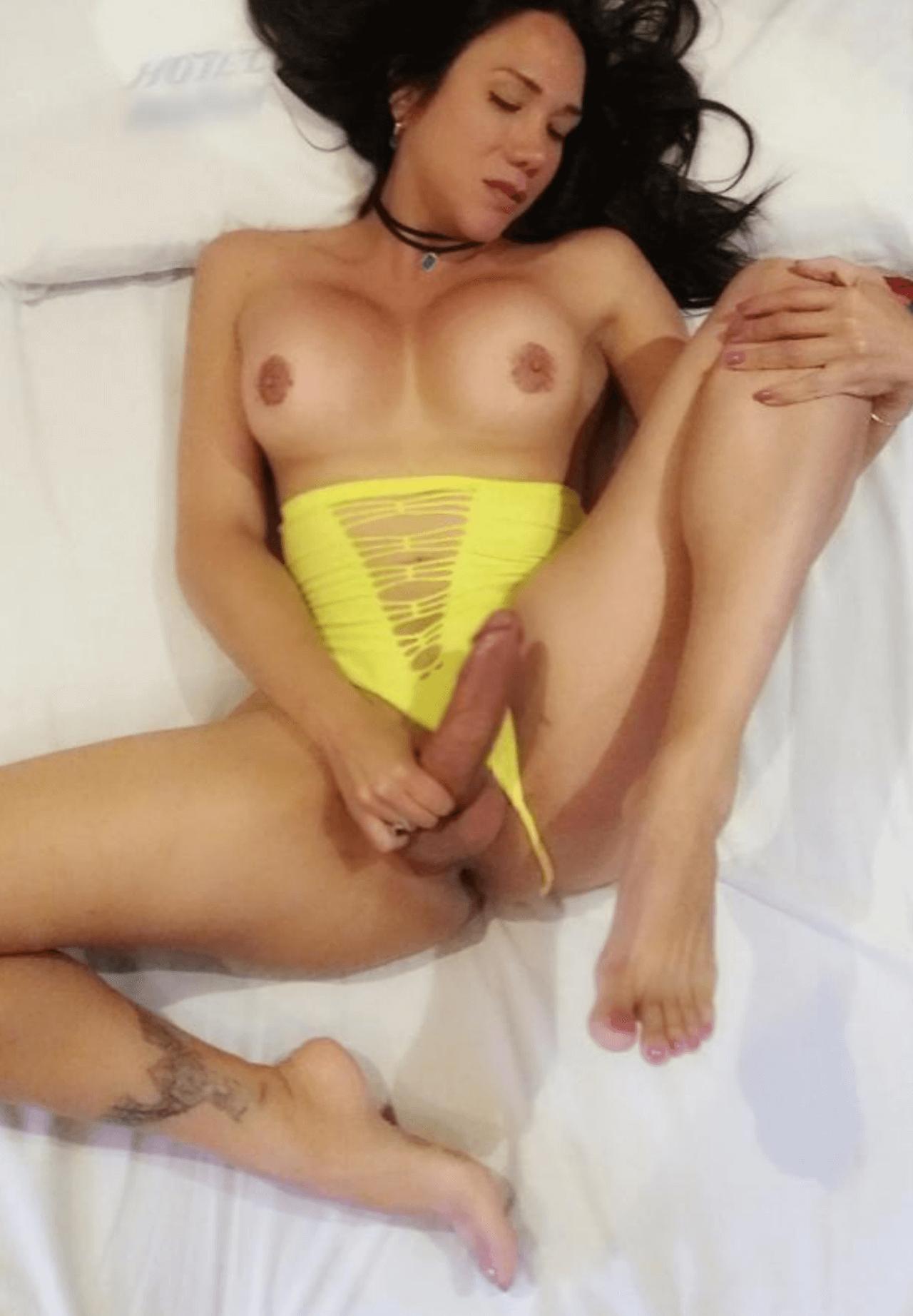 Shantal Zorsi transexual