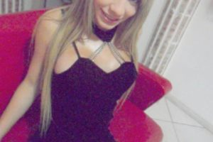 Agata Prado hot shemale