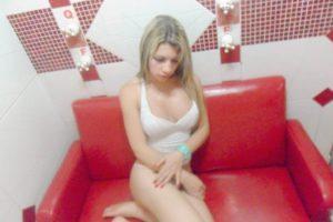 Agata Prado sexy shemale