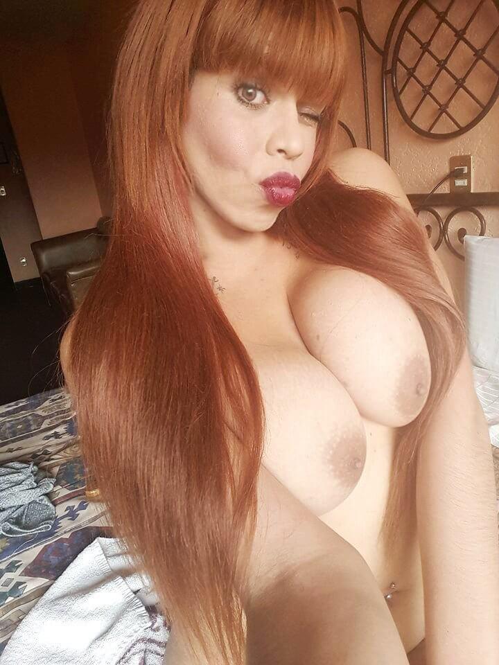 nefer poison redhead shemale
