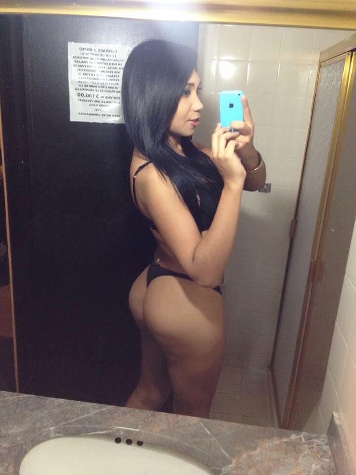 violeta navarrete selfie shemale