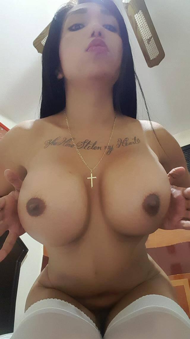 violeta navarrete big tits shemale
