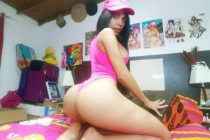 Barbie Saharaxx big ass shemale