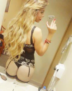 Bella Galilea blonde tgirl