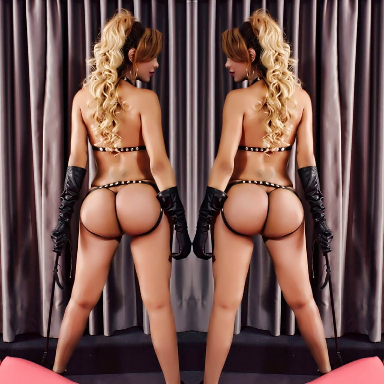 Bella Galilea tgirl big ass