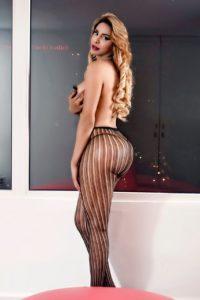 Bella Galilea transexual nalgona
