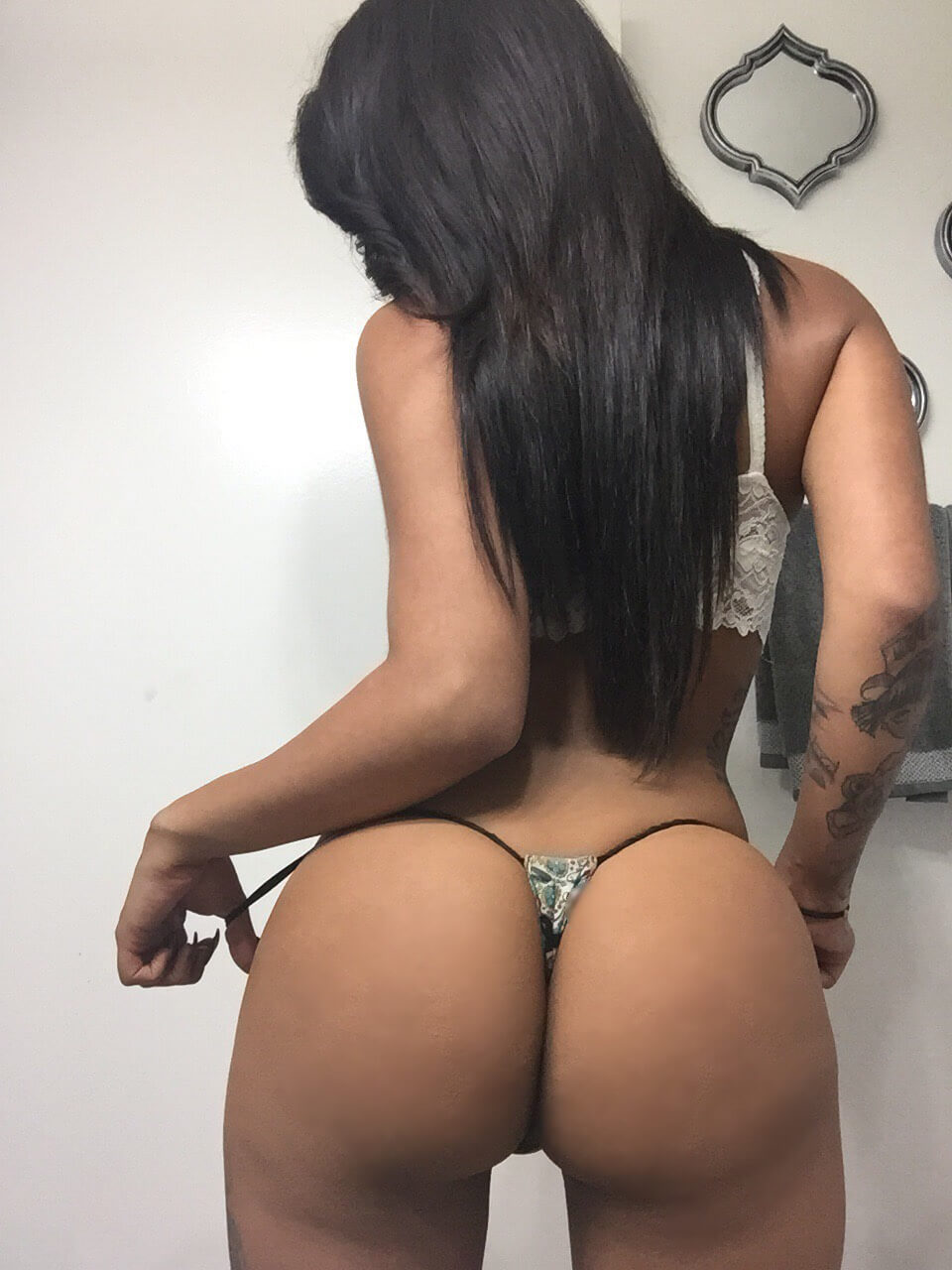 Audrina de Leon big butt shemale