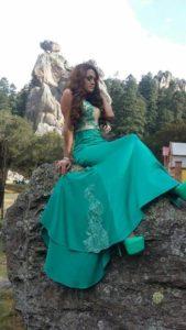Gala Palacios miss trans nacional shemale