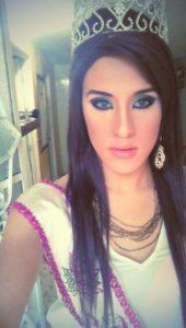 Gissell Lombardi miss trans nacional