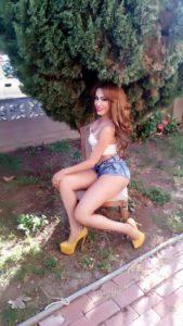 Jacqueline Aguilar miss trans nacional