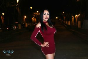 Jessica Vallejo miss trans nacional