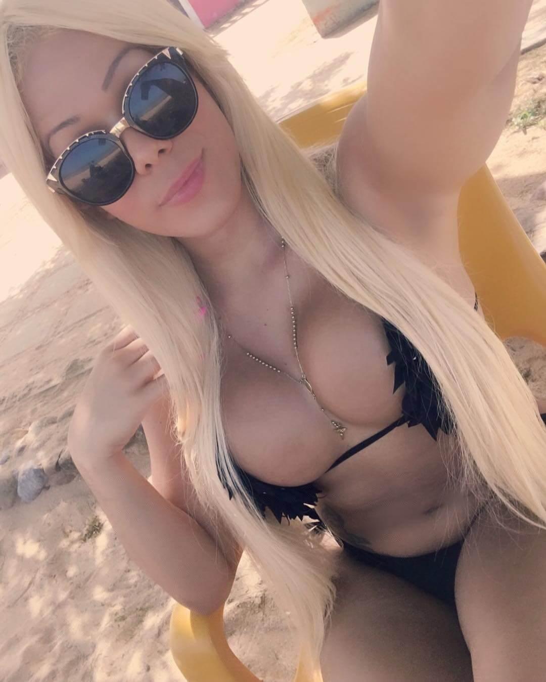 Oriana Isabel Lopez linda travesti