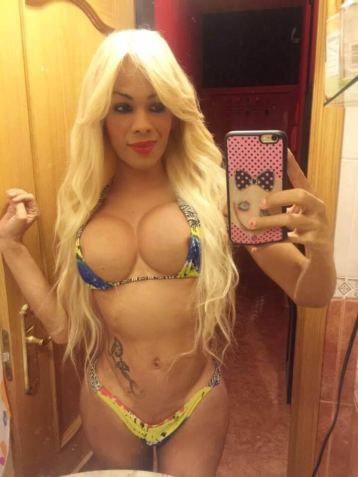 Oriana Isabel Lopez trans