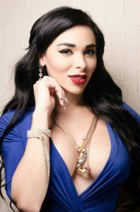 Paulina Garcia miss trans nacional