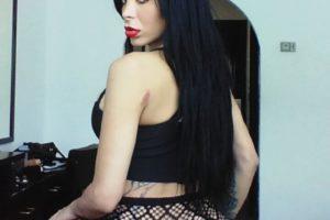Paulina Vergara culo grande transexual