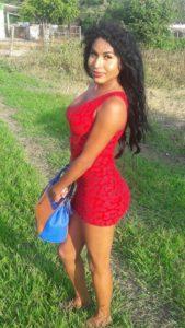 Rachelly Lombory Martinez miss trans nacional