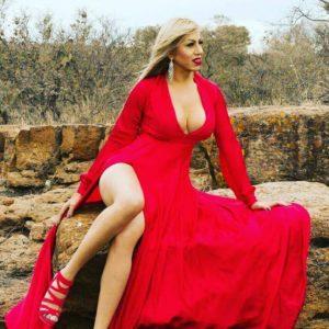 Shakira Madrigal miss trans nacional