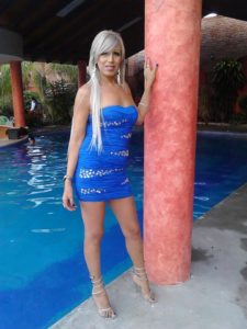 Shakira Madrigal transexual