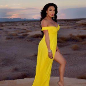 Vanessa Salazar miss trans nacional