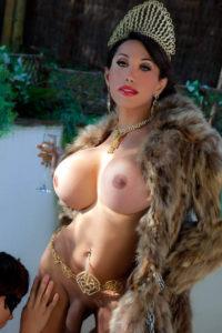 Alexandra Bittencourt big boobs tranny