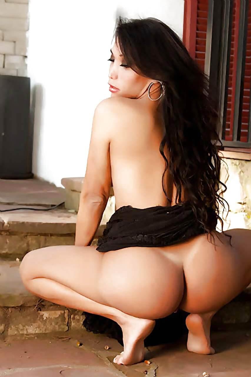 Alexandra Bittencourt shemale big tits