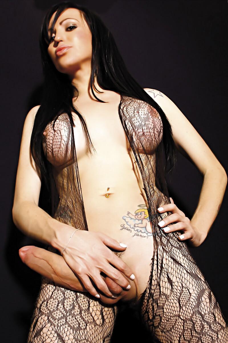 Fabiola Voguel linda travesti