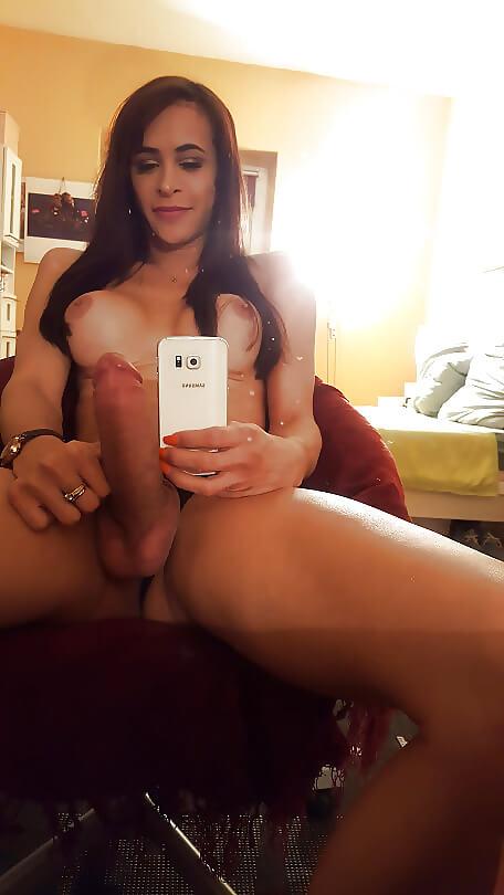 shemale selfie escort trans