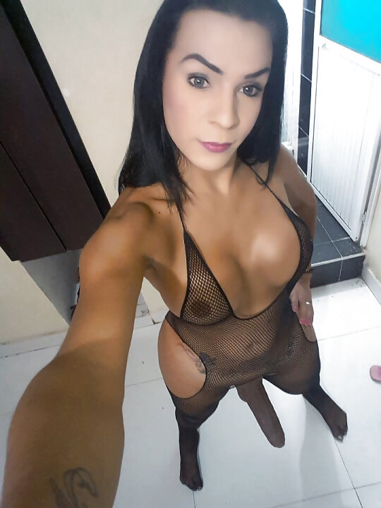 shemale selfie latina travesti