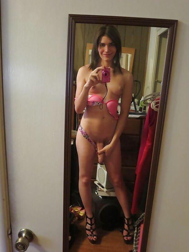 shemale selfie linda travesti