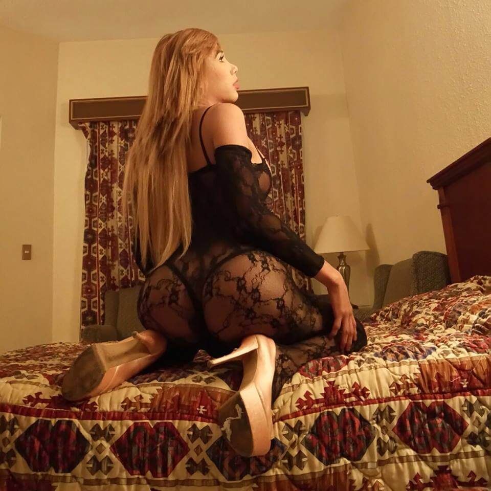 Alexandra Yamileth Afron prostituta transexual