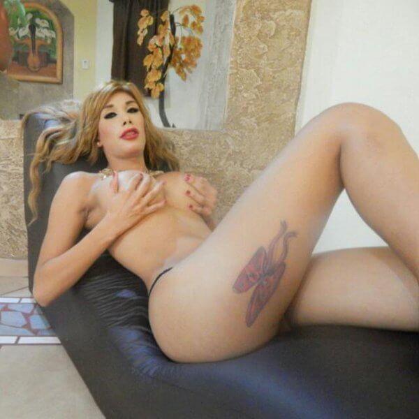 Alexandra Yamileth Afron transexual