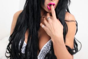 Betzabeth Alarcon travesti colombiana