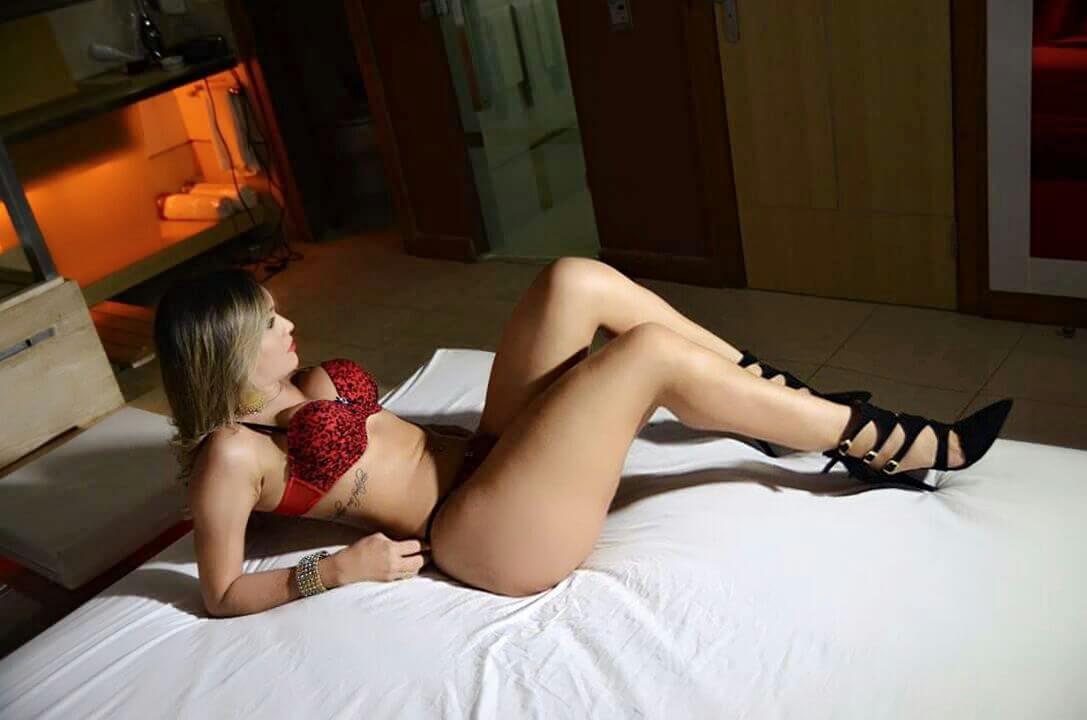 Bianca Hasine escort transexual