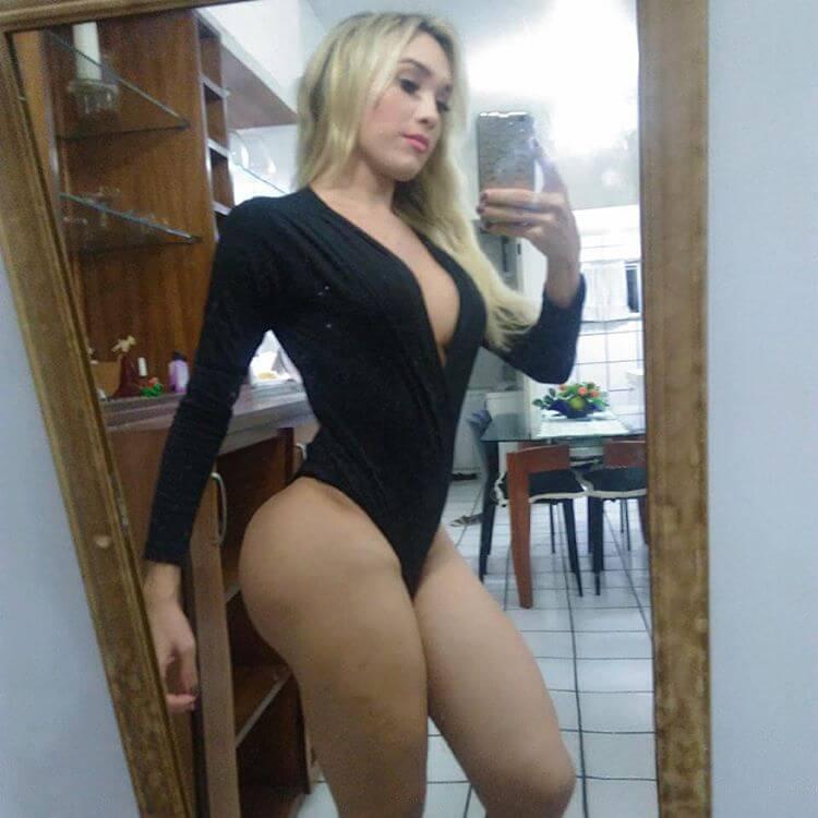 Bianca Hasine tgirl