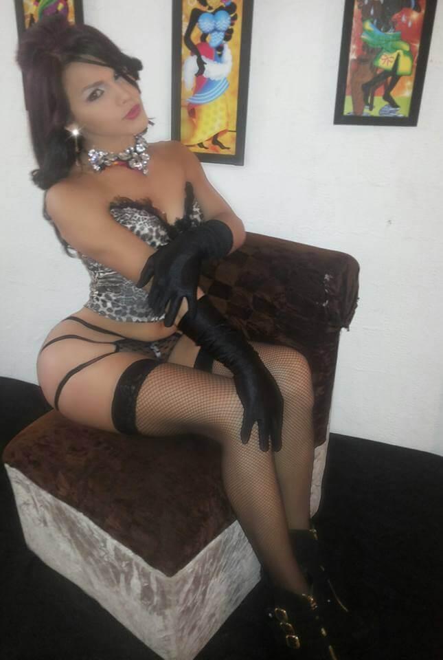 Genesis Sanabria Guerrero young tranny
