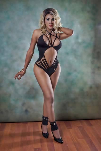 Mistika Sibella acompañante travesti