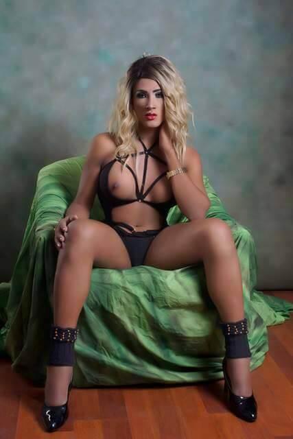 Mistika Sibella escort trans