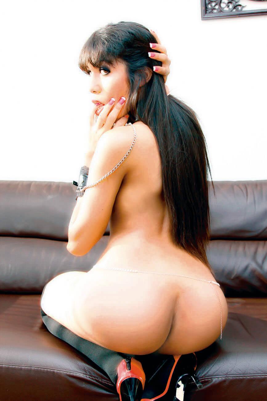 Romina Vip travesti latina