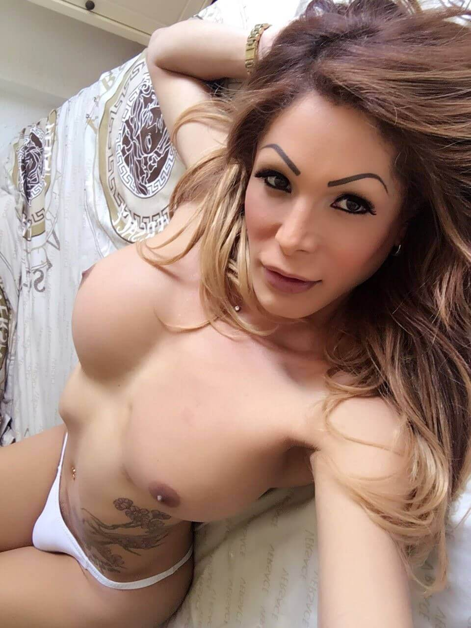 Vanessa Jhons acompañante trans