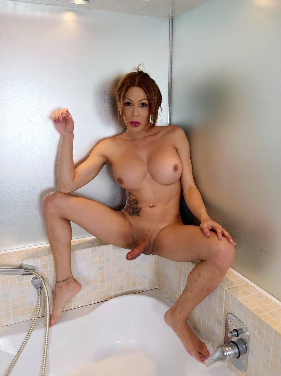 Vanessa Jhons escort transexual