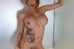 Vanessa Jhons escort travesti