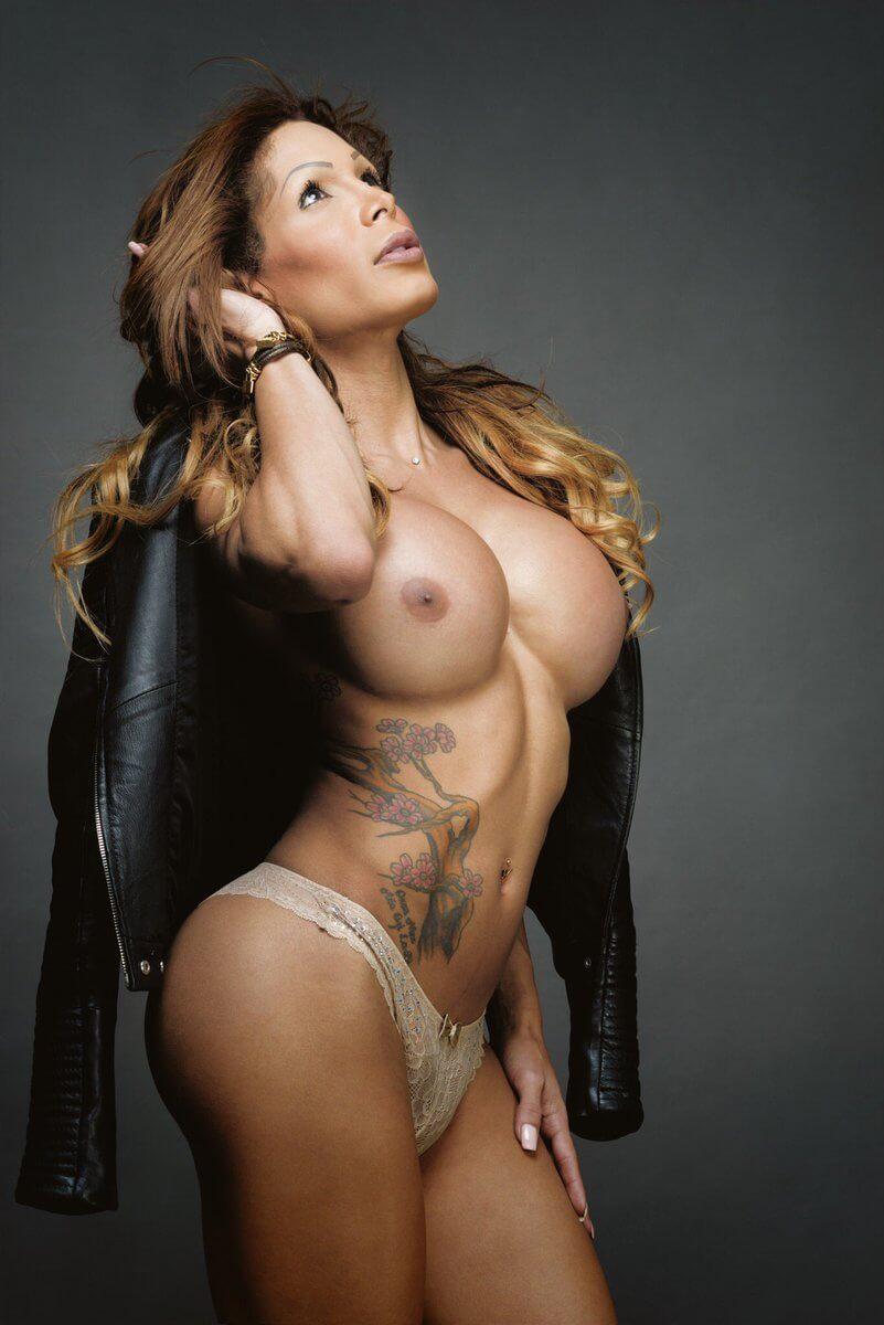 Vanessa Jhons pornstar tranny