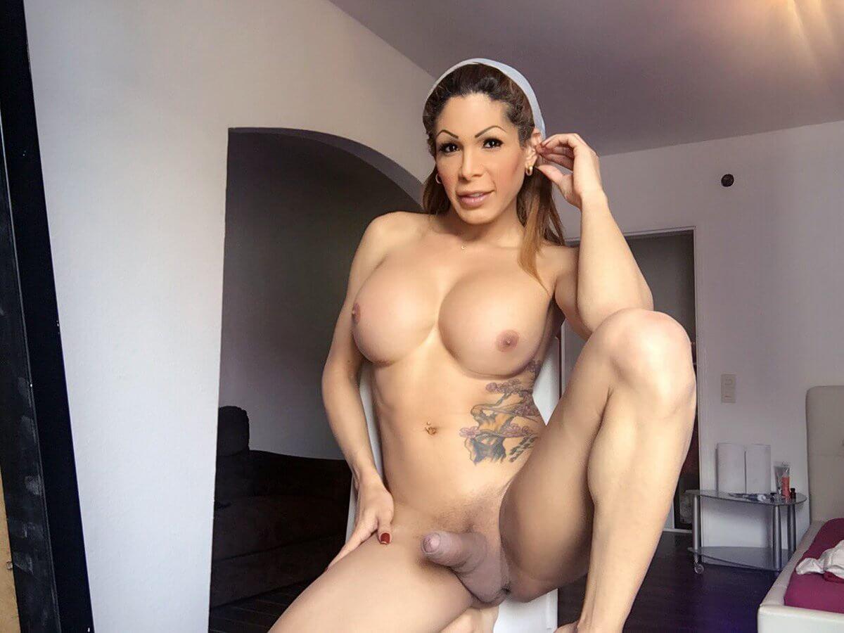 Vanessa Jhons tgirl