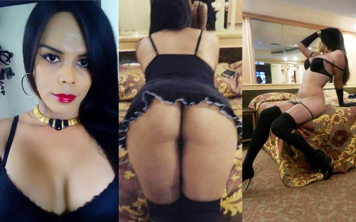 Serenia Lilith Transexual Escort Monterrey