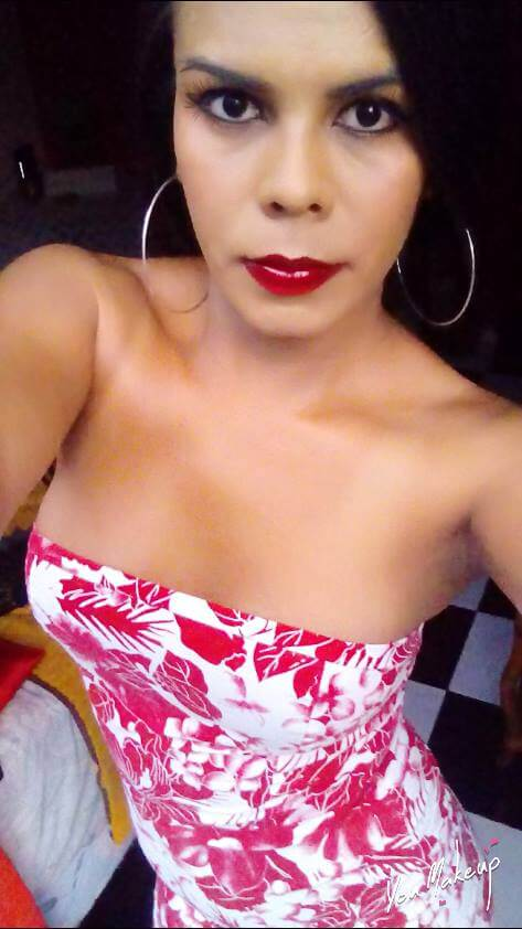 Serenia Lilith transexual mexicana