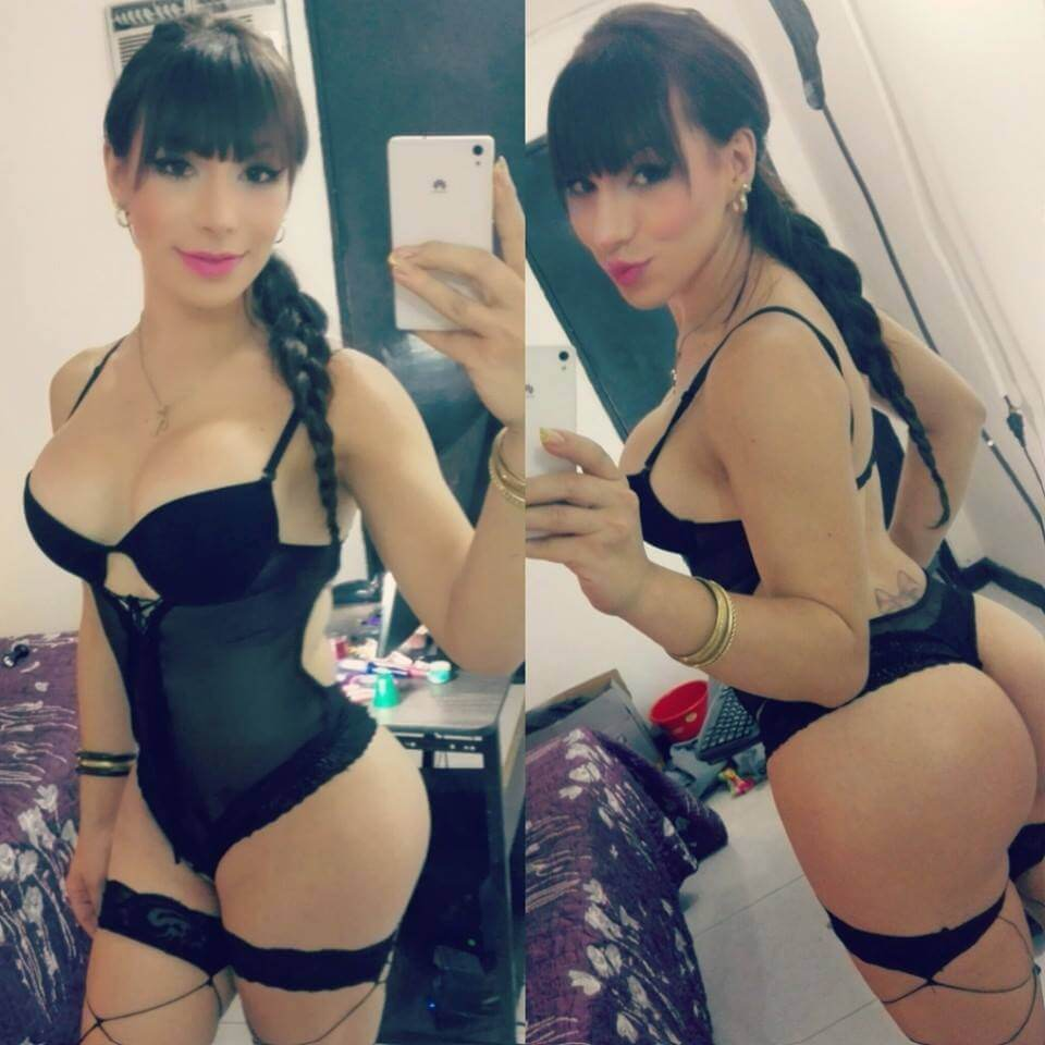 Andrea Montoya transexual desnuda
