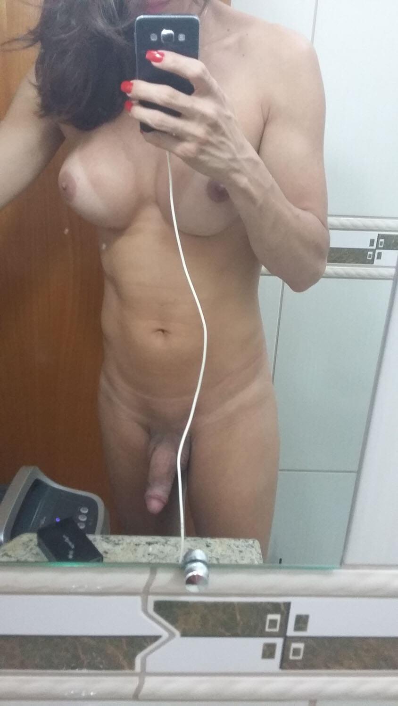 Carla Brasil selfie shemale