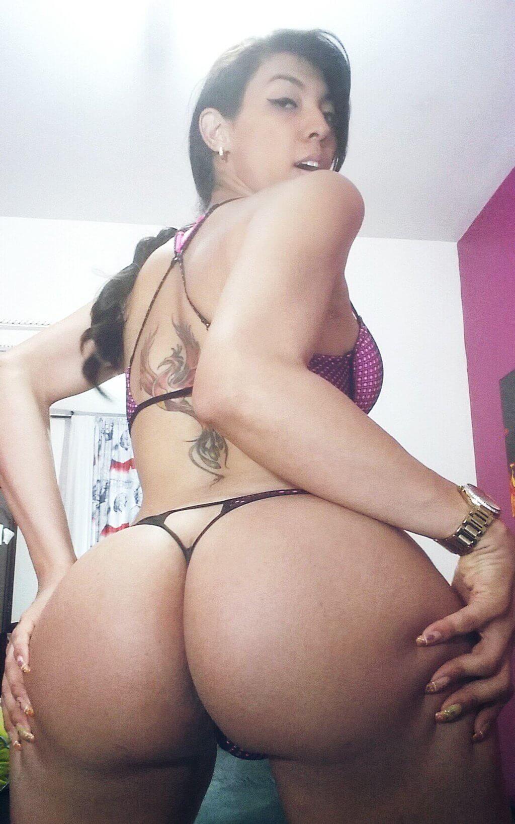 anal Colombiana de Culo Grande fucks friend