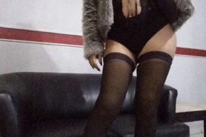 Irlanda Valenzuela shemale lingerie